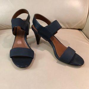 Calvin Klein Blue Dress Sandals